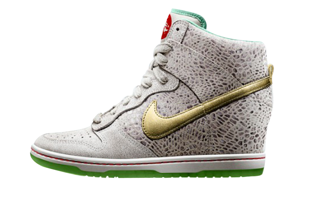 """Nike Wmns Dunk Sky Hi QS """"Year Of The Horse"""" 